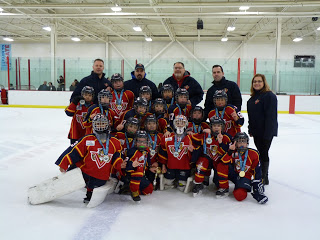 Minor Atom A – Aeros Winter Challenge Champions – January 2017