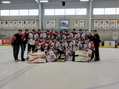 Midget Jr A – City Champions