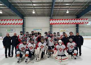 Minor Midget A – Clinches Kraft Cup