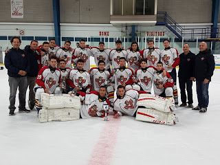 Midget Jr A – West Mall Lightning Early Bird Champs Canadians to give Montoya the firts start